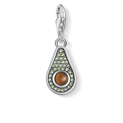 charm pendant avocado from the Charm Club Collection collection in the THOMAS SABO online store