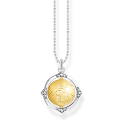 collana vintage globo from the Rebel at heart collection in the THOMAS SABO online store