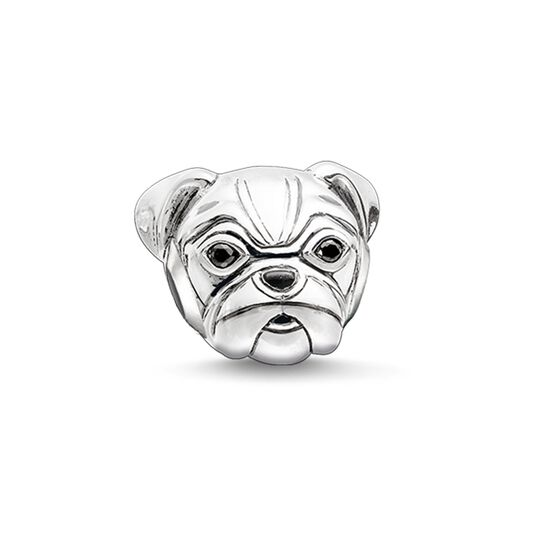 "Bead ""pug"" from the Karma Beads collection in the THOMAS SABO online store"