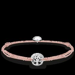 Thomas Sabo Women Silver Strand Bracelet - LS037-401-5-L20v islsO