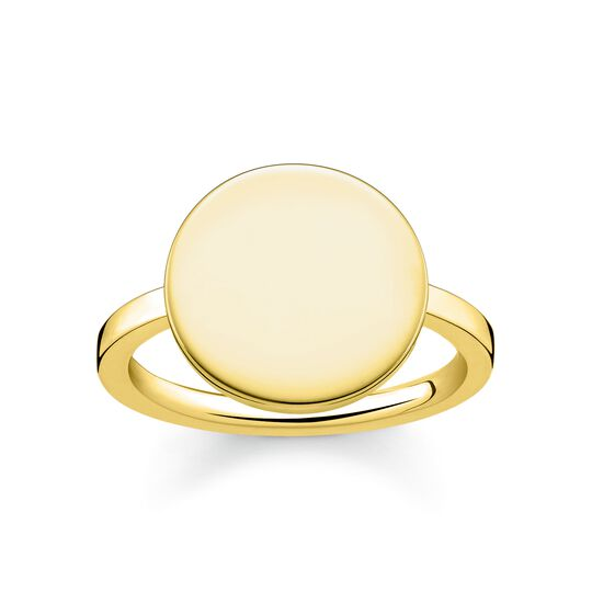 "ring ""disc"" from the Love Bridge collection in the THOMAS SABO online store"