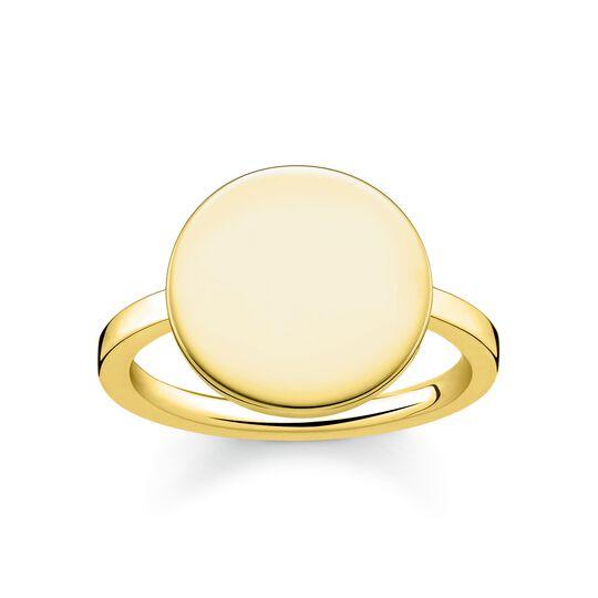 """anillo """"medalla"""" de la colección Love Bridge en la tienda online de THOMAS SABO"""
