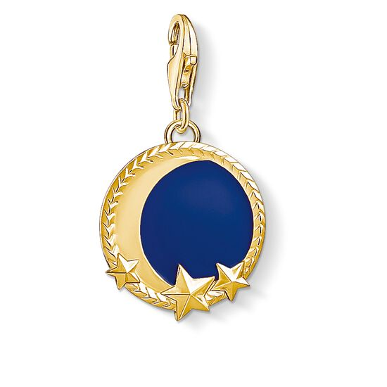 """Charm pendant """"moon & stars"""" from the  collection in the THOMAS SABO online store"""
