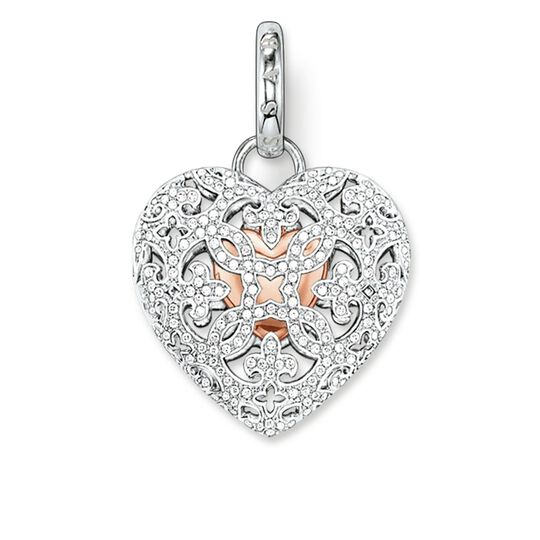 pendant heart locket pavé from the Glam & Soul collection in the THOMAS SABO online store