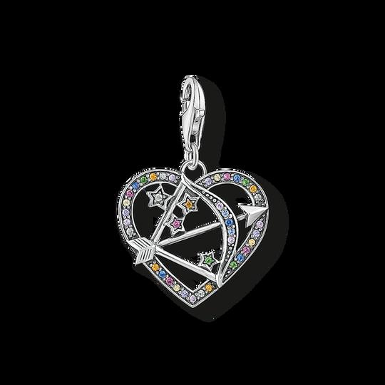 pendentif Charm Flèche de Cupidon argent de la collection Charm Club dans la boutique en ligne de THOMAS SABO