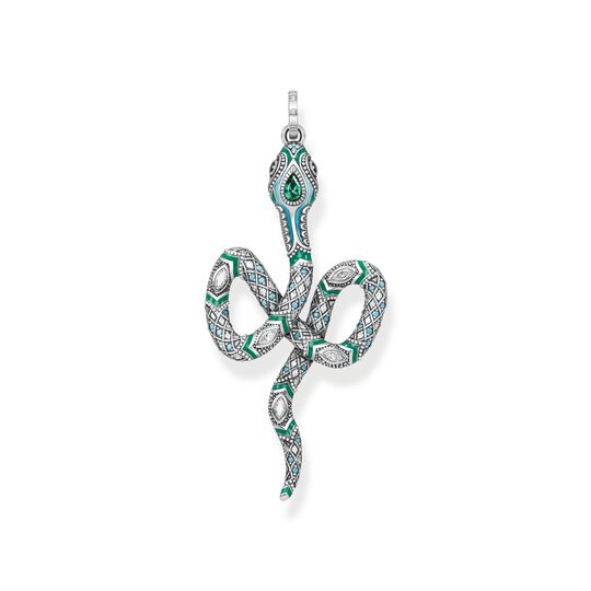 pendant snake from the  collection in the THOMAS SABO online store