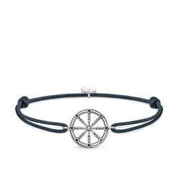 "bracelet ""Little Secret Karma Wheel"" from the Glam & Soul collection in the THOMAS SABO online store"