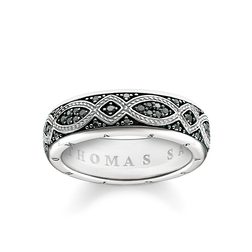 "bague ruban ""Love Knot"" de la collection Rebel at heart dans la boutique en ligne de THOMAS SABO"