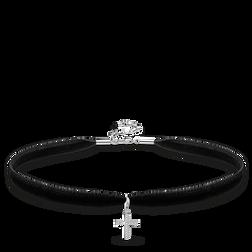 """Choker """"Kreuz"""" aus der Glam & Soul Kollektion im Online Shop von THOMAS SABO"""