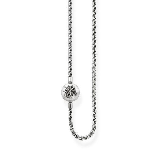 cadena para Beads ennegrecida de la colección Karma Beads en la tienda online de THOMAS SABO