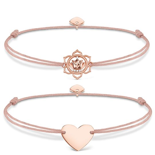 "Set bracelets ""Little Secret"" de la collection Glam & Soul dans la boutique en ligne de THOMAS SABO"