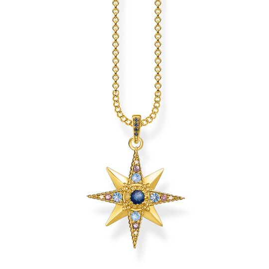 Necklace royalty star from the  collection in the THOMAS SABO online store