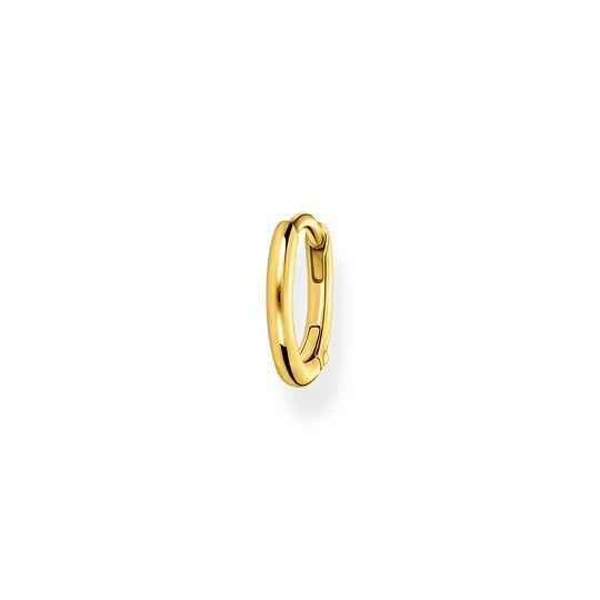 Créoleunique classique or de la collection Charming Collection dans la boutique en ligne de THOMAS SABO