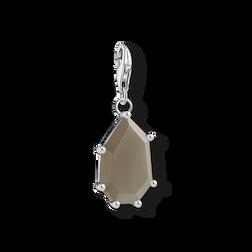 """colgante Charm """"piedra marrón"""" de la colección  en la tienda online de THOMAS SABO"""