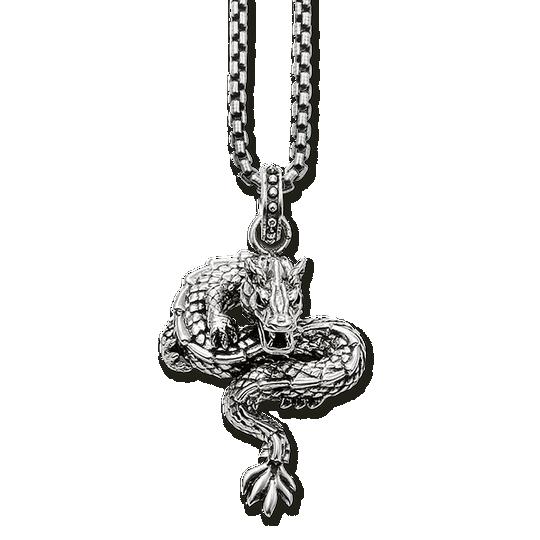 chaîne dragon de la collection Rebel at heart dans la boutique en ligne de THOMAS SABO
