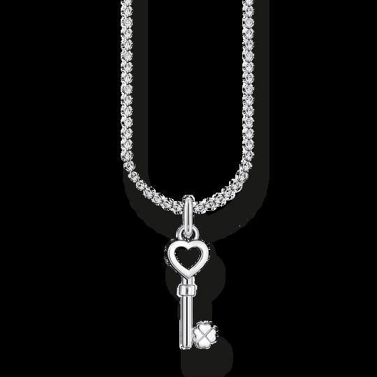 Kette Schlüssel mit Herz aus der Charming Collection Kollektion im Online Shop von THOMAS SABO