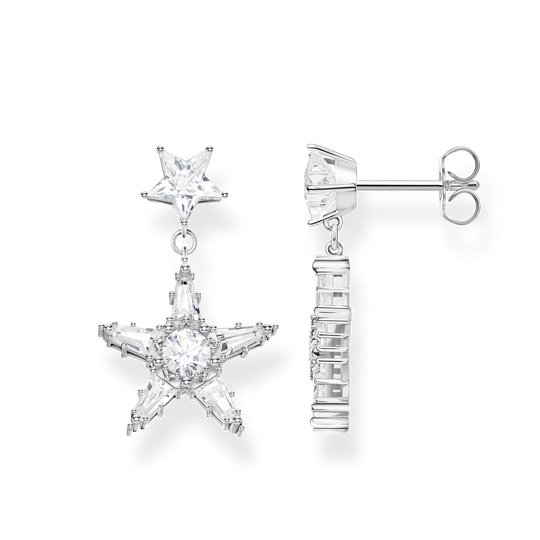 earrings stars from the Glam & Soul collection in the THOMAS SABO online store