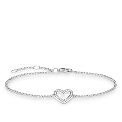 "bracelet ""heart"" from the Glam & Soul collection in the THOMAS SABO online store"