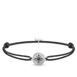 "bracelet ""Little Secret Royalty cross"" from the Rebel at heart collection in the THOMAS SABO online store"