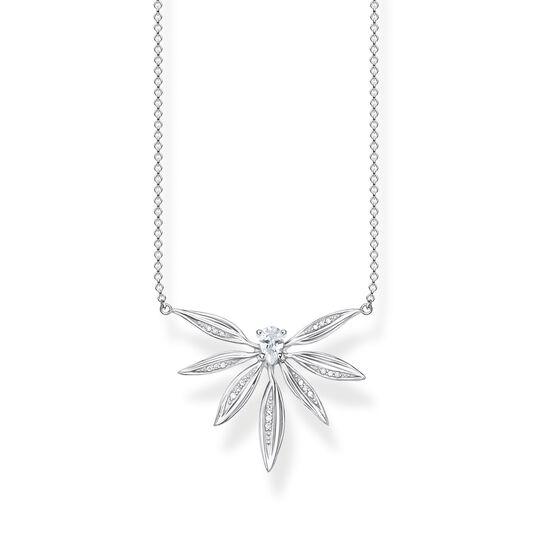 halsband Blad silver ur kollektionen  i THOMAS SABO:s onlineshop