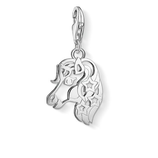 "Charm pendant ""unicorn"" from the  collection in the THOMAS SABO online store"