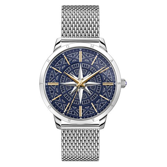 men's watch Rebel Spirit compass, two-tone from the  collection in the THOMAS SABO online store