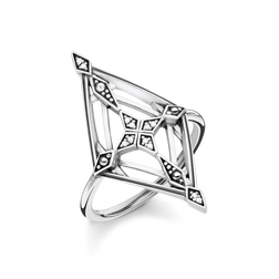 "ring ""Vintage cross"" from the Glam & Soul collection in the THOMAS SABO online store"