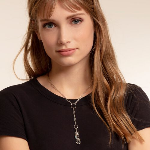 "Charm pendant ""lizard"" from the  collection in the THOMAS SABO online store"