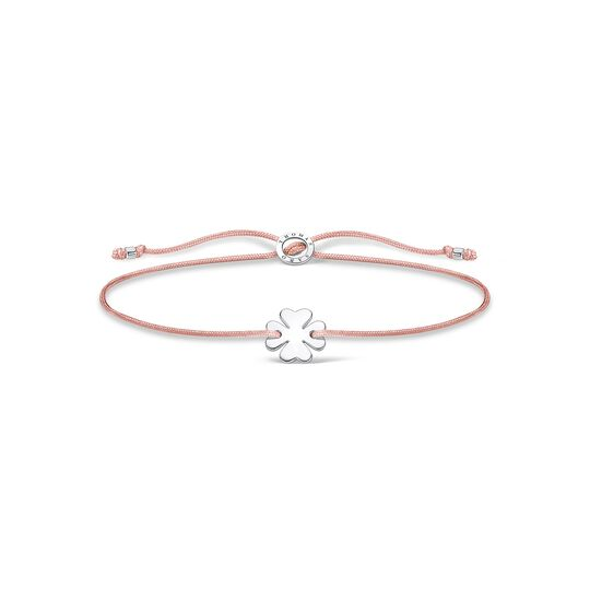 Bracelet cloverleaf silver from the Charming Collection collection in the THOMAS SABO online store