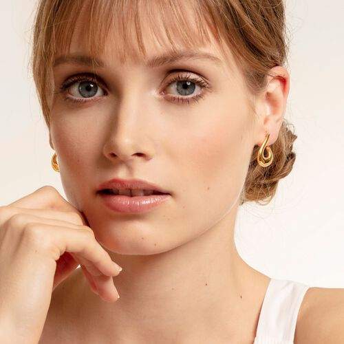"""earrings """"Heritage"""" from the Glam & Soul collection in the THOMAS SABO online store"""