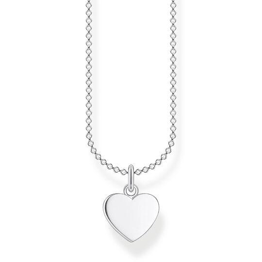 Kette Herz silber aus der Charming Collection Kollektion im Online Shop von THOMAS SABO