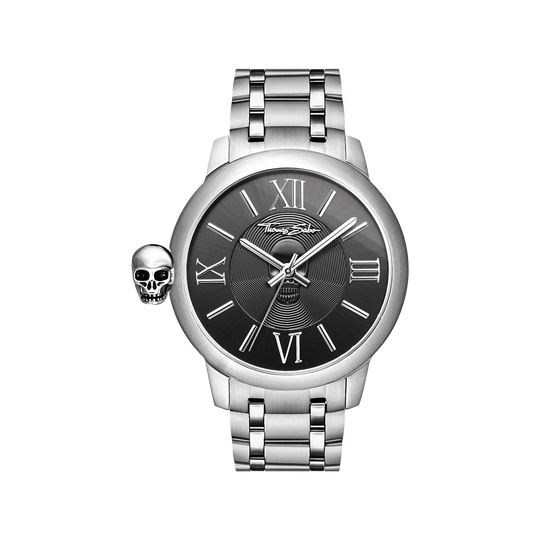 Herrenuhr REBEL WITH KARMA aus der Rebel at heart Kollektion im Online Shop von THOMAS SABO