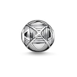 Bead ethno silver from the Karma Beads collection in the THOMAS SABO online store