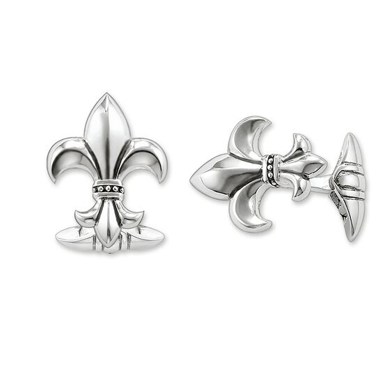 cufflinks bourbon lily from the Rebel at heart collection in the THOMAS SABO online store