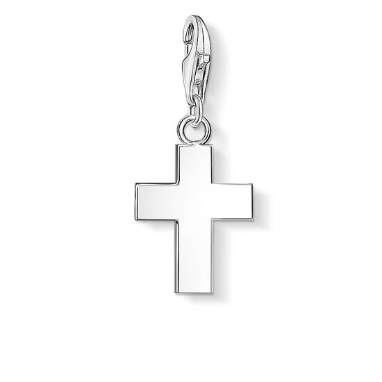"ciondolo Charm ""croce"" from the  collection in the THOMAS SABO online store"