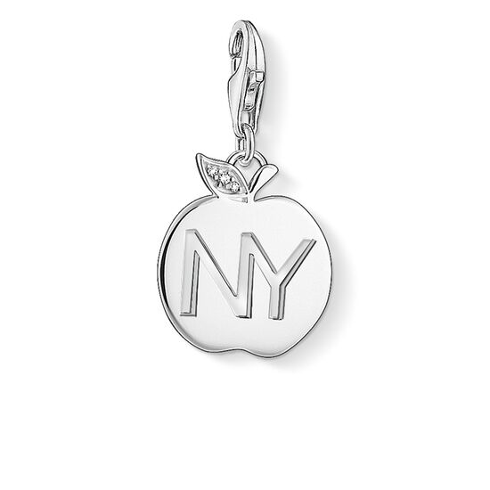 "ciondolo Charm ""Big Apple NY"" from the  collection in the THOMAS SABO online store"