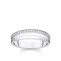 bague de la collection Charming Collection dans la boutique en ligne de THOMAS SABO