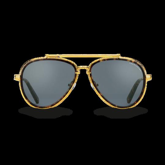 Sonnenbrille Harrison Pilot Ethno Havanna aus der  Kollektion im Online Shop von THOMAS SABO