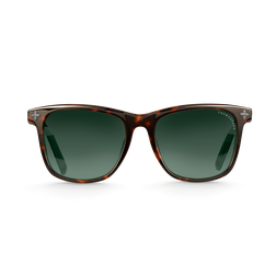 Sunglasses Marlon square Havana cross from the  collection in the THOMAS SABO online store