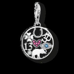 """pendentif Charm """"symboles porte-bonheur"""" de la collection  dans la boutique en ligne de THOMAS SABO"""
