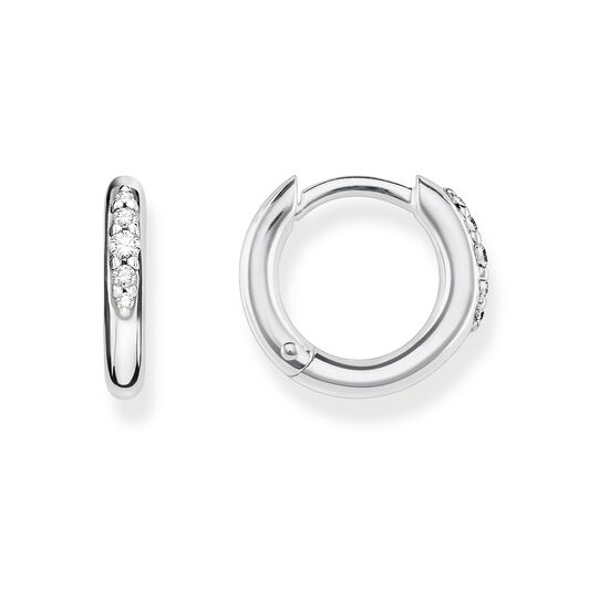 628855e1e hoop earrings from the Glam & Soul collection in the THOMAS SABO online  store