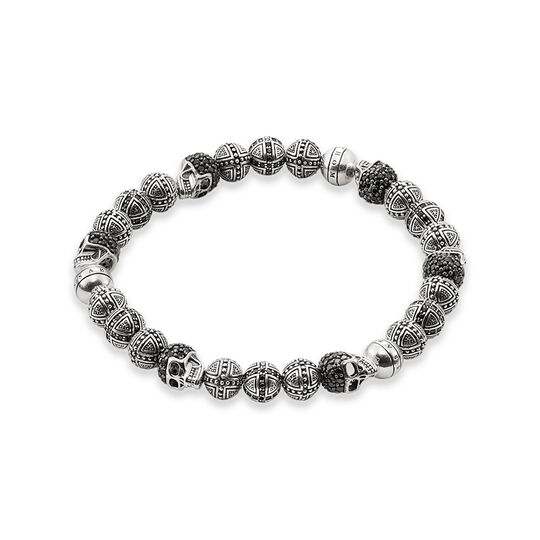 bracelet cross and skull from the  collection in the THOMAS SABO online store