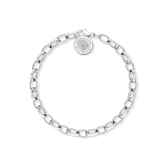 Charm-Armband Diamant aus der Charm Club Kollektion im Online Shop von THOMAS SABO