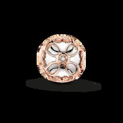 Bead fleur de lotus de la collection Karma Beads dans la boutique en ligne de THOMAS SABO
