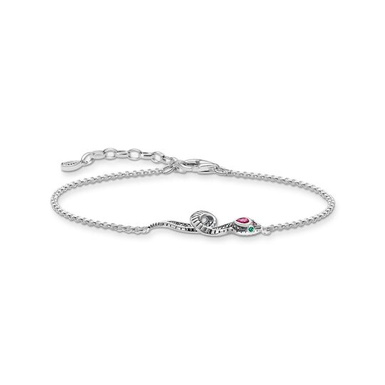 Bracelet snake silver from the  collection in the THOMAS SABO online store