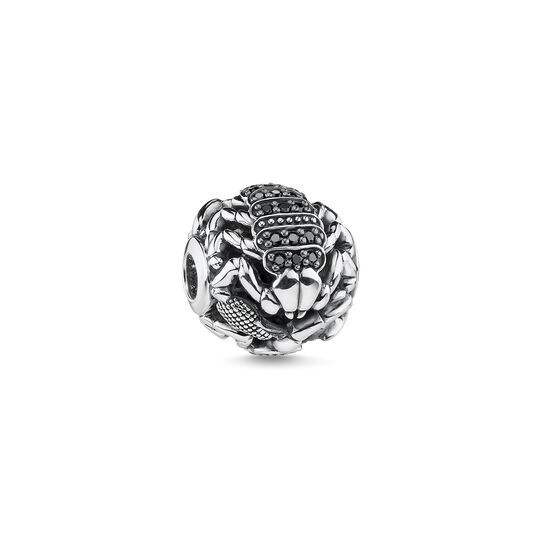 Bead scorpion from the Karma Beads collection in the THOMAS SABO online store