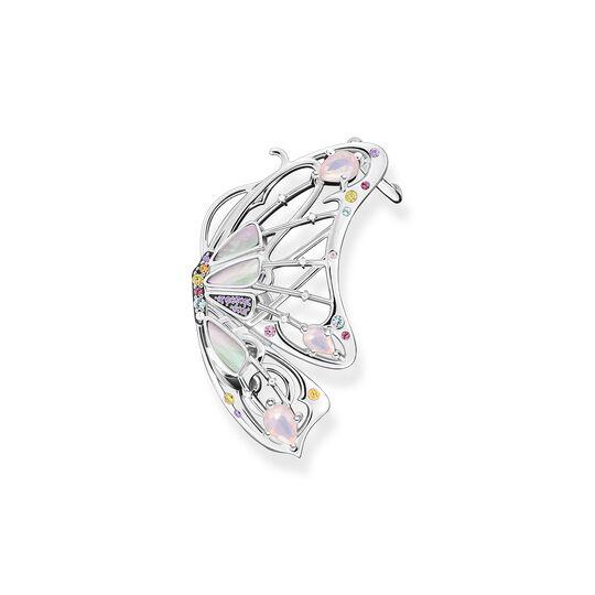 Boucle d'oreille unique papillon argent de la collection  dans la boutique en ligne de THOMAS SABO