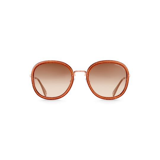 Sunglasses Mia square brown from the  collection in the THOMAS SABO online store