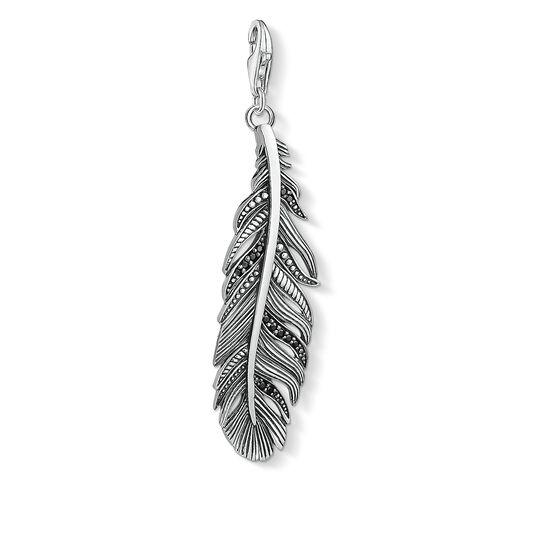 """pendentif Charm """"plume"""" de la collection  dans la boutique en ligne de THOMAS SABO"""