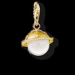 """Charm-Anhänger """"Goldener Planet"""" aus der  Kollektion im Online Shop von THOMAS SABO"""